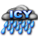 Cloudy with Patchy Light Freezing Drizzle