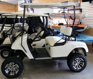 EZ GO Golf Cart 2004
